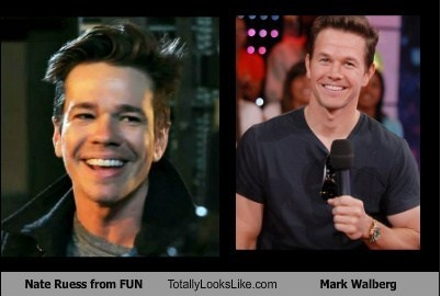I think legally we have to do 'fun' with a by Nate Ruess ...