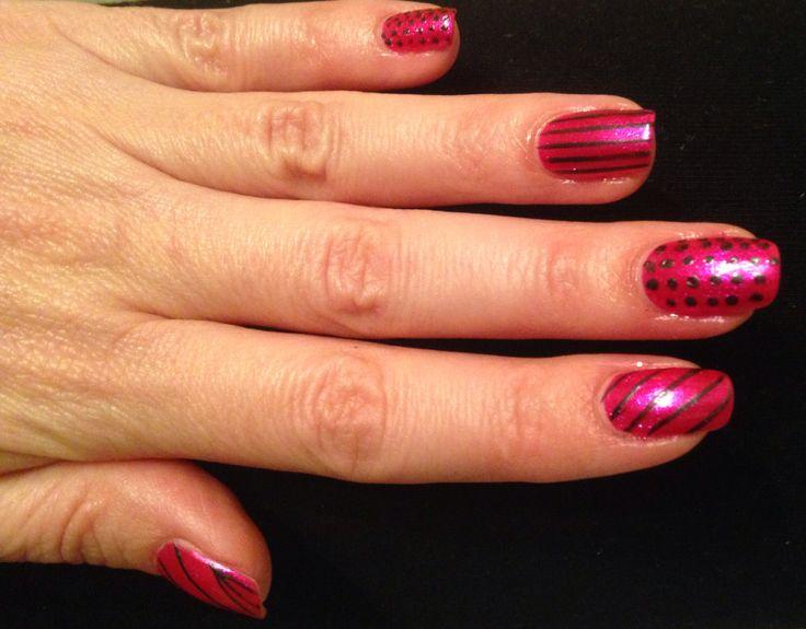 OPI happy nails
