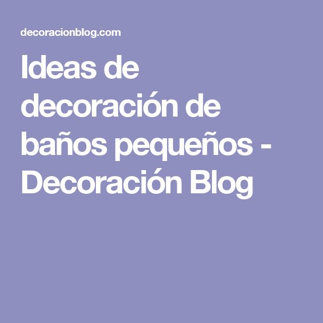 ideas de decoracin de baos pequeos decoracin blog with ideas reforma bao