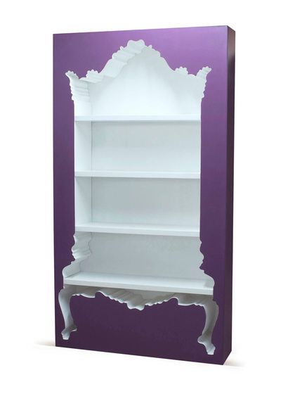 insideout bookcase by polart at gilt