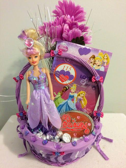 3527 best all ebay items images on pinterest gift basket gift 25 ebay handmade purple princess easter gift basket princess negle Image collections