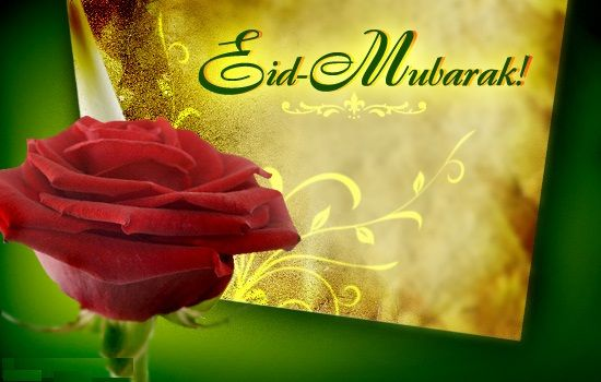 Eid Mubarak Blessing Wishes Quotes in English 2014