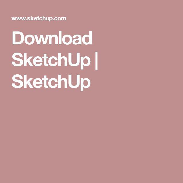 Download SketchUp | SketchUp
