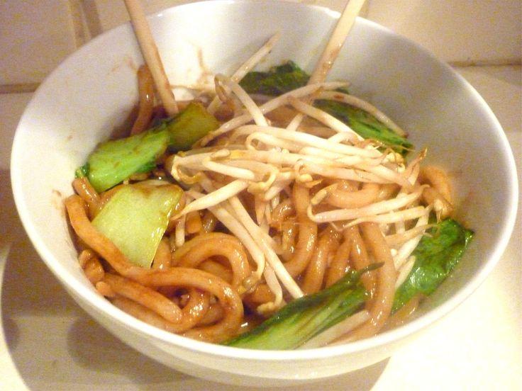 Vegetarian Recipe: Hokkien Noodles