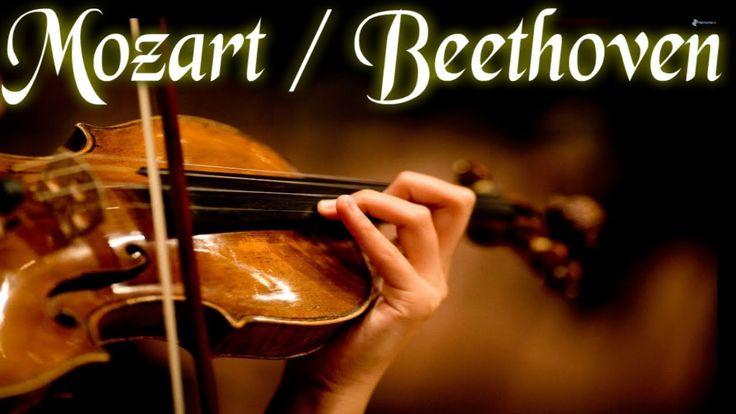 Música Clássica para Estudar, Trabalhar, Mozart Beethoven, Descontrair 2...