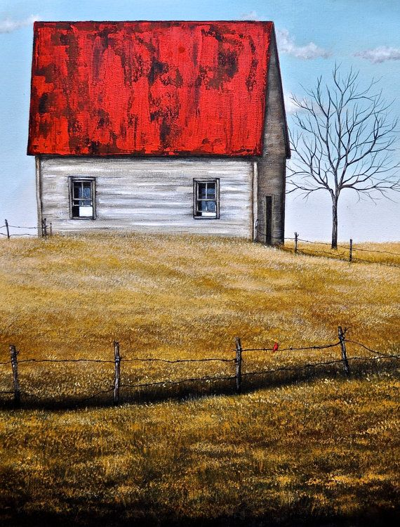 Limited Edition Signed Print by Joelle Cathleen.  Big Empty .