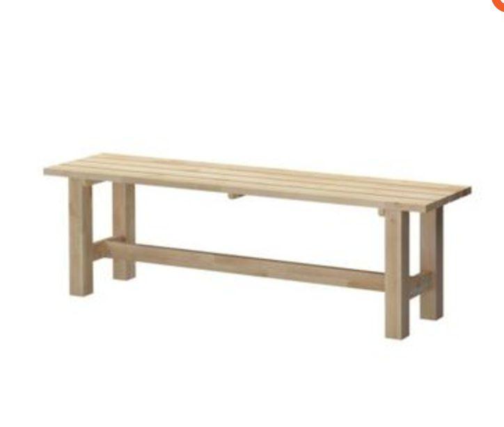 Bench patio inspiraciones - Ikea gartenbank ...
