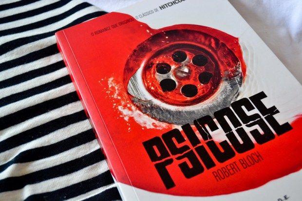 "6on6 - Outubro - 2016 - Livro ""Psicose"" ✖✖✖ Foto: Debb Cabral/GatoQueFlutua"