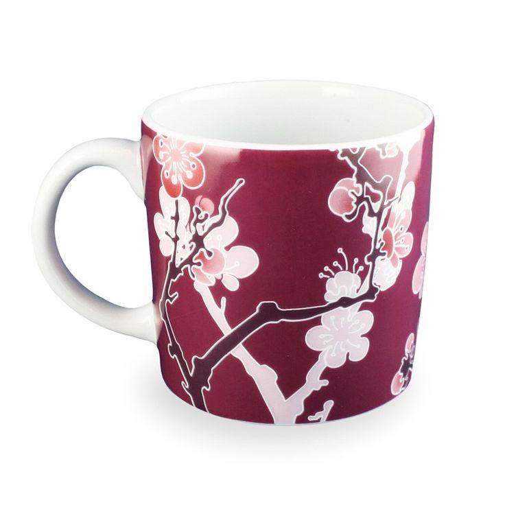 cherry blossom coffee mug - Coffee Mug Sets
