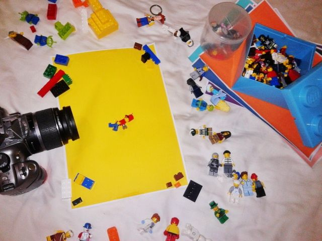 Behind The Scene of #lego365