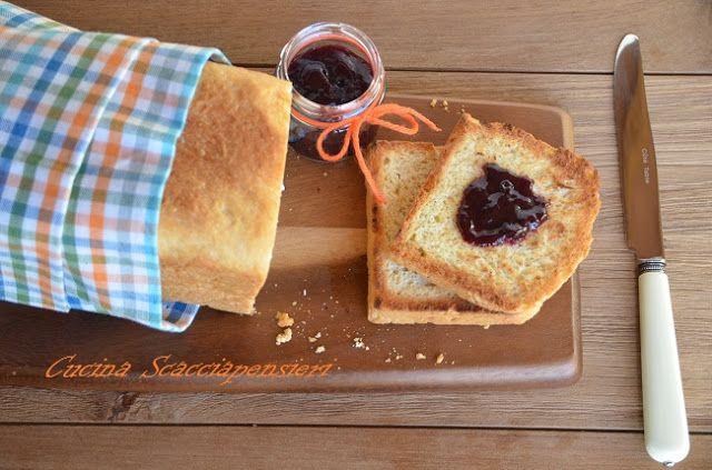 Cucina Scacciapensieri: Pane in cassetta