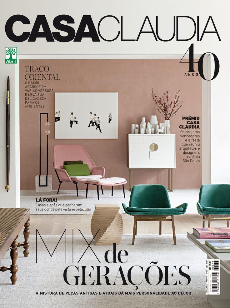 17 melhores imagens de nossas capas magazine covers no for Casa magazine