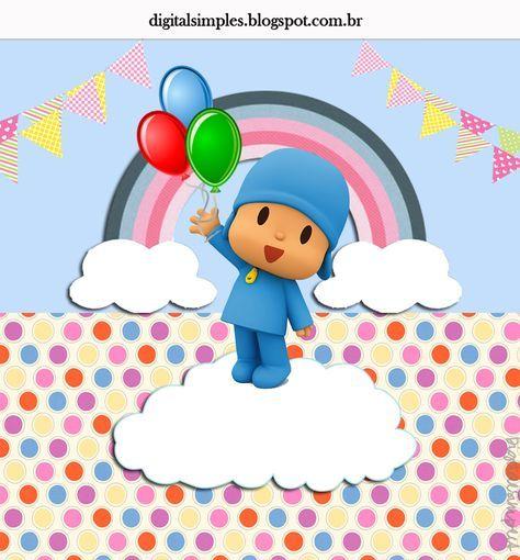 Agosto 2014 - Convites Digitais Simples