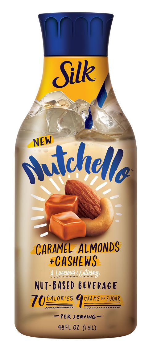 Did you know Silk® has a ton of tasty products, like Caramel Almond + Cashew Nutchello? https://silk.com/products/caramel-almond-cashew-nutchello