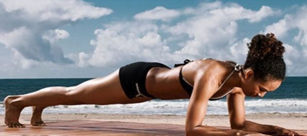 #Planking will help build your deep inner #core muscles! Build endurace with our challenge >