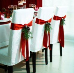 Holiday Chair Ideas