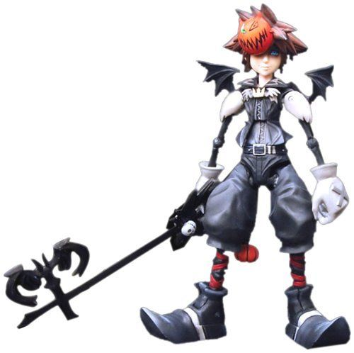Play Arts Kai Kingdom Hearts Ii Halloween Town Sora: 45 Best Kingdom Hearts Images On Pinterest