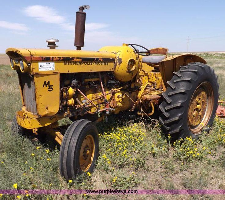1961 Minneapolis Moline M5 Tractor