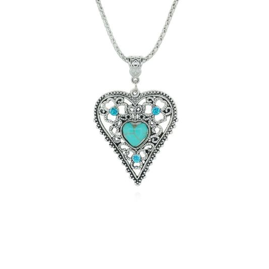 Lovely Hearts Necklace