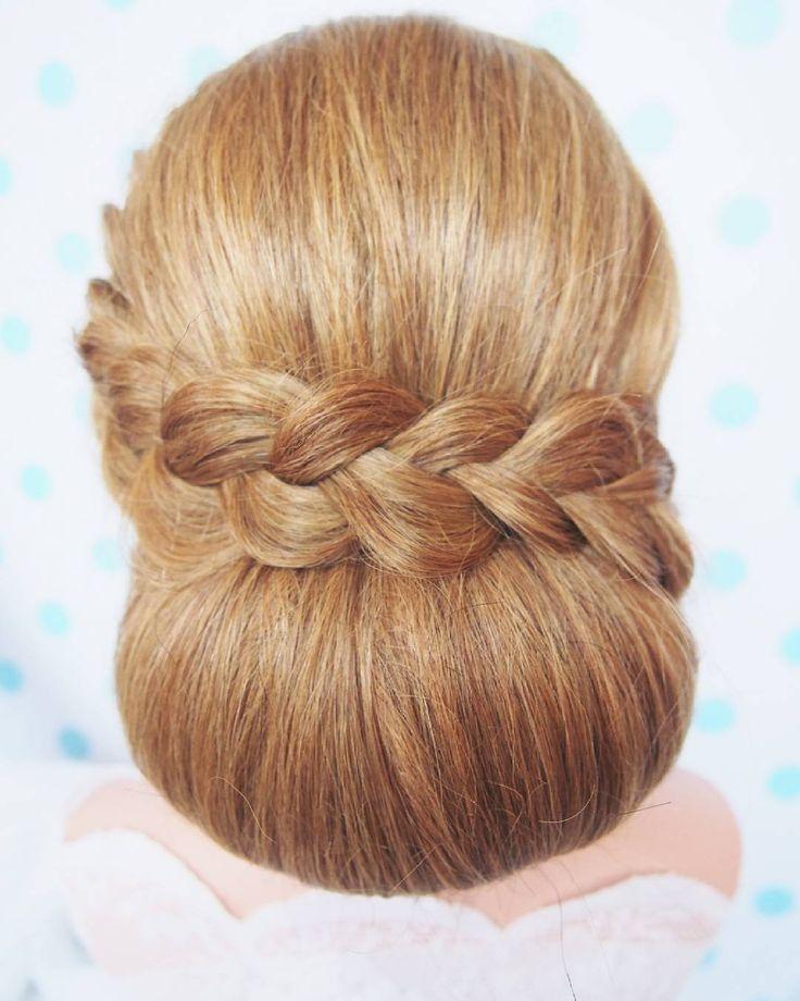 #365daysofbraids #braidschallenge #warkocze #wyzwanie #fryzura #slubna #weddinghair #updo #braidideas #instahair #hairblog