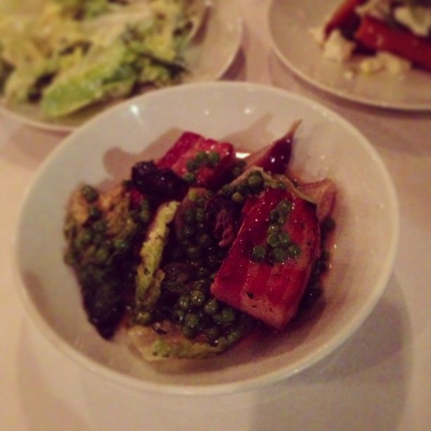 Snapshots from a recent meal at One Leicester Street by @FoodVerdicts