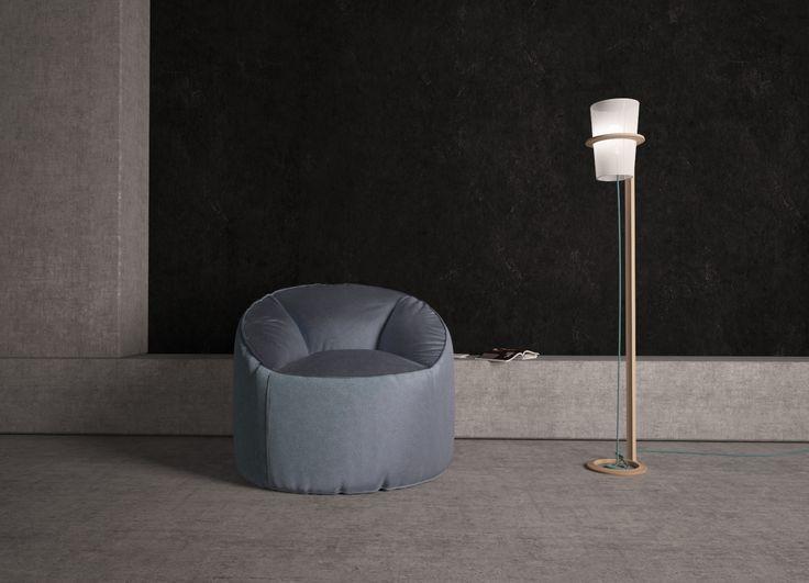 Furniture lamp design
