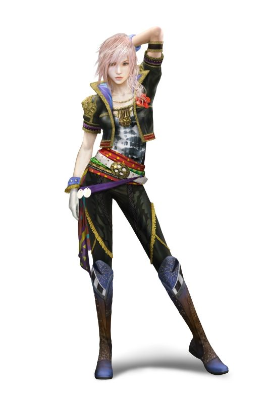 final fantasy xiii lightning returns lightning outfits | Lightning Returns: FF XIII New Screenshots: Matador Costume, Battles ...