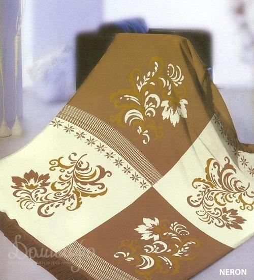 Плед NERON 180х220 от Arya (Турция) - купить по низкой цене в интернет магазине Домильфо