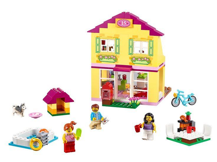 Casa Familiar Lego