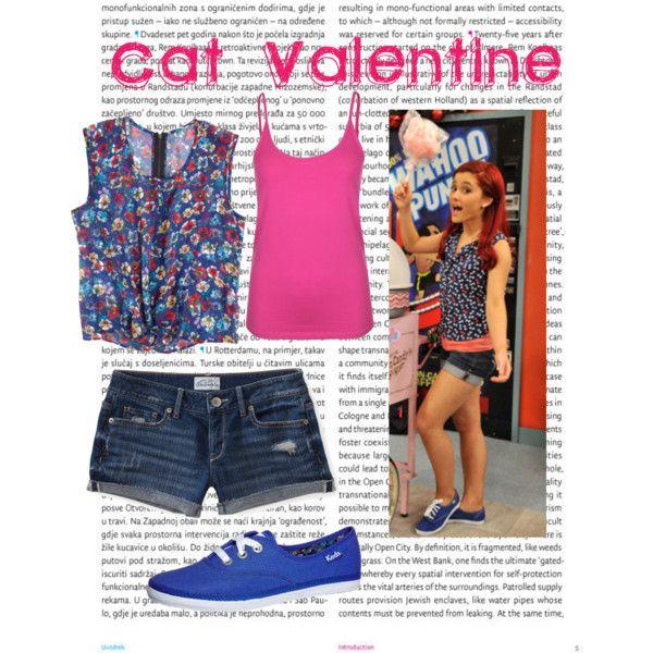 Cat Valentine - Victorious 3