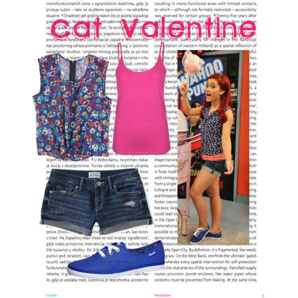 Cat Valentine - Victorious 3