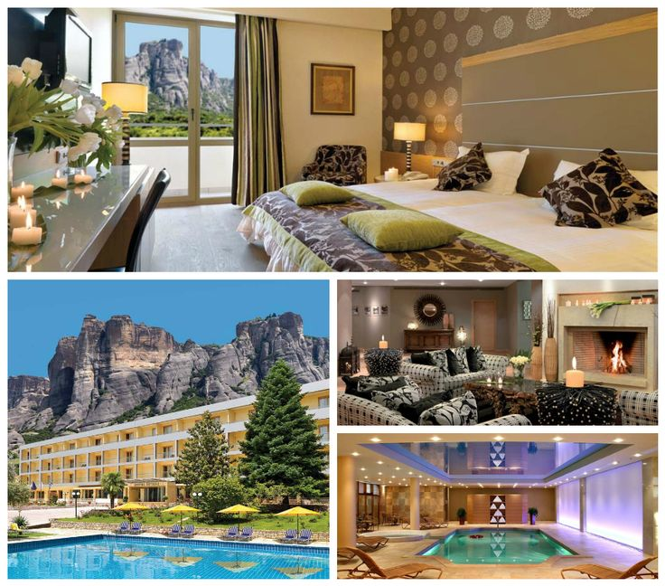 Combine natural beauty and luxurious accommodation by choosing to stay at Divani Meteora Hotel. A unique location for memorable and incredible holidays in the province of Greece.  http://divanimeteorahotel.com
