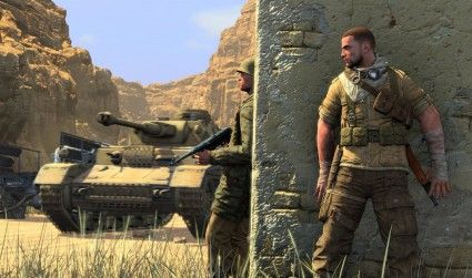 Sniper Elite III: Review Two choices. Hider or kill everything. It's up to you.