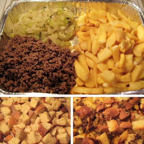 Gourmet White Castle Hamburger Stuffing Is Just a Bad Idea | A ...