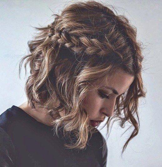 Warkocze dla krótkich i bardzo krótkich włosów. Tak, to łatwe 16 opcji