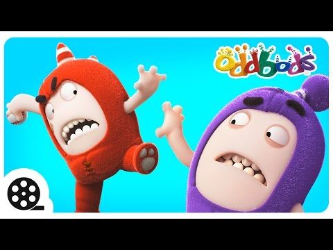 Oddbods | Insect Invasion | Funny Cartoons For Children - YouTube
