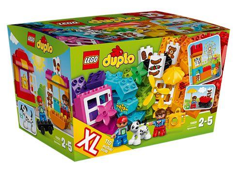 LEGO DUPLO 10820 Kreativ byggekurv