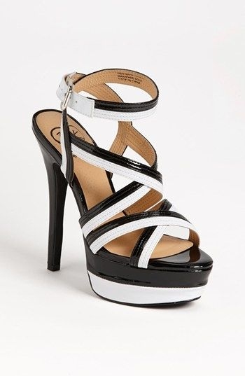 Penny Loves Kenny 'Rollie' Pump $69.95 by leila.