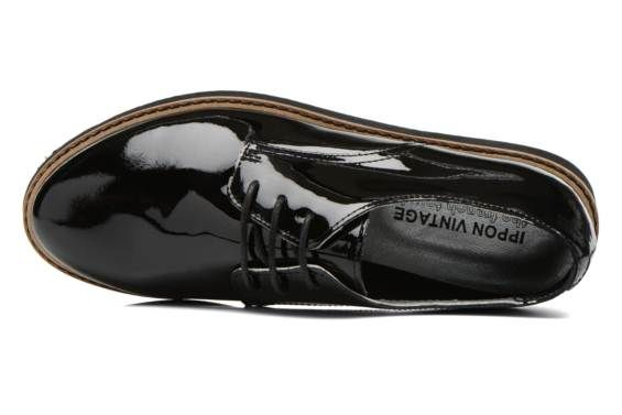 Scarpe con lacci Ippon Vintage James gloss immagine dall'alto