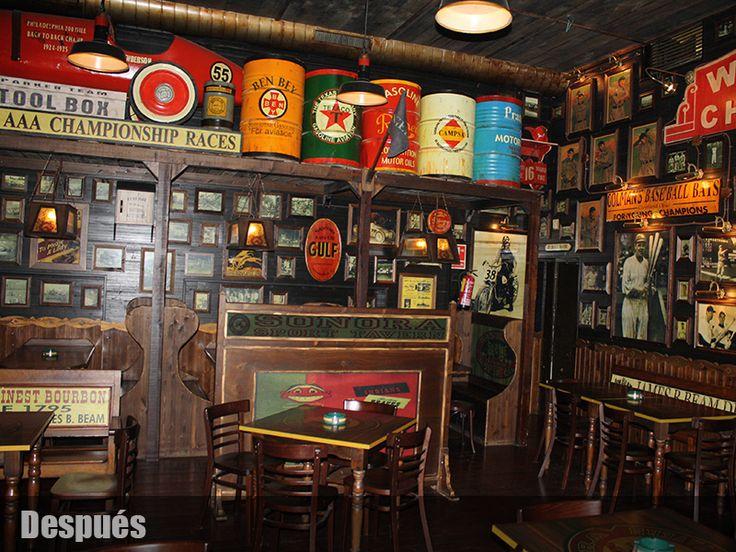Mais de 1000 ideias sobre bares tematicos no pinterest for Decoracion bares tematicos
