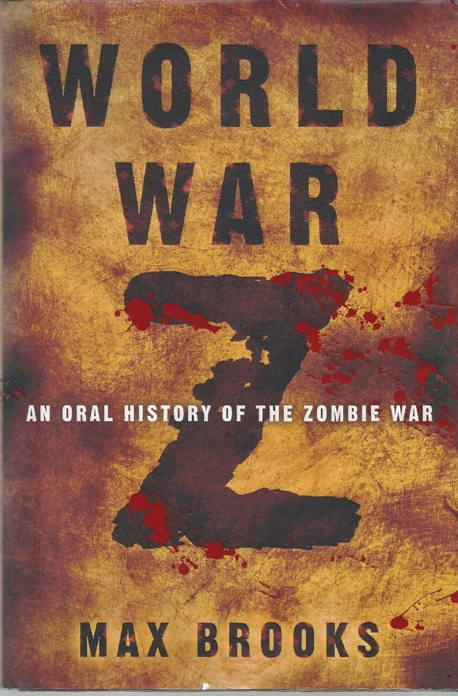49 best desis best seller books images on pinterest book world war z an oral history of the zombie war by max brooks 2006 hardcover fandeluxe Gallery