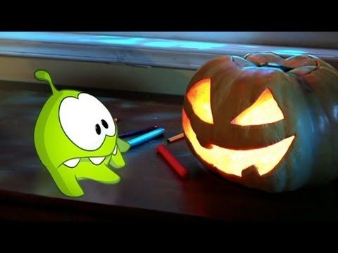 Om Nom Stories: Halloween Special (Episode 5, Cut the Rope)