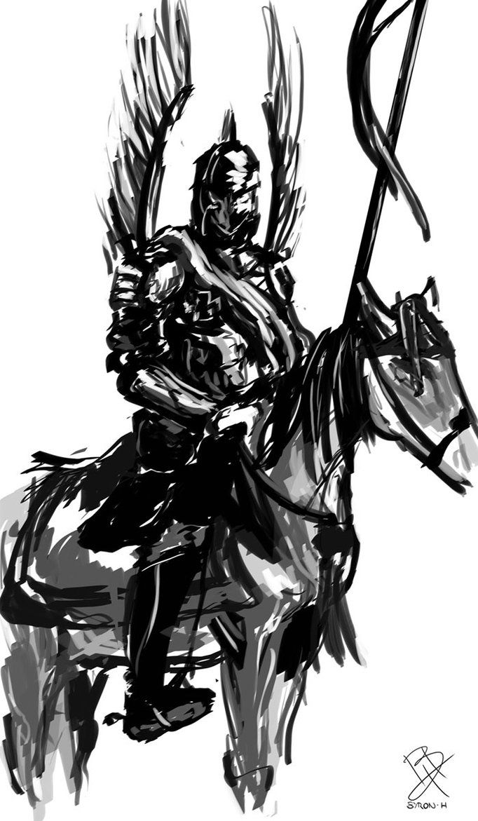 Polish Hussar by MyNameIsByron on DeviantArt