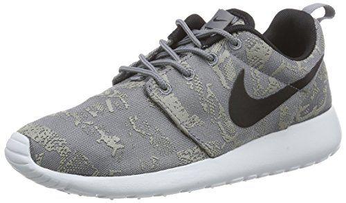 Nike Rosherun Print Damen Laufschuhe
