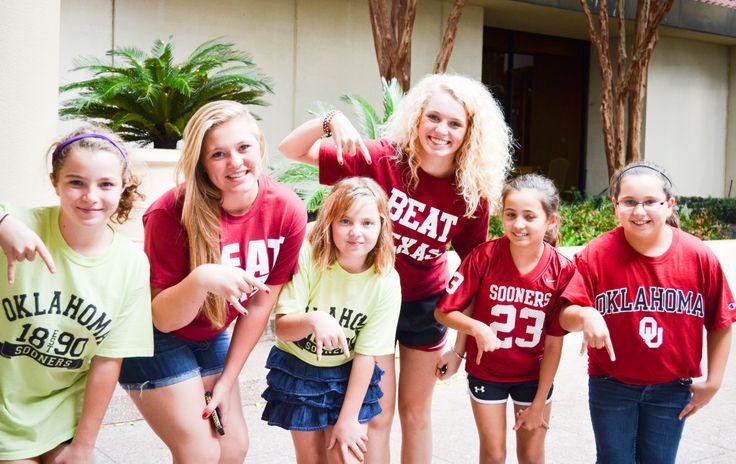 OU Alumni  |  OU-Texas Weekend