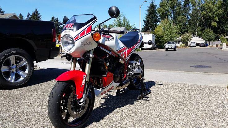 1985 Yamaha RZ350 YPVS Hybrid My ETSY Shop https://www.etsy.com/ie/shop/AncientPastArt?ref=l2-shopheader-name