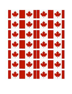printable pictures of things in cananda | Canada Day Cupcakes with FREE Printable Flag Template. | Geek & Things
