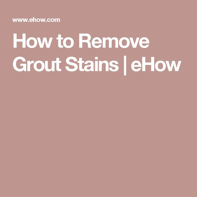 17 best ideas about grout stain on pinterest tile grout for How to make grout white again