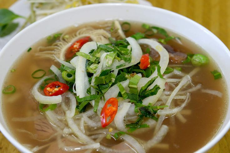 A Foodie's Guide to Inala, Brisbane. Beef pho at Kim Son.