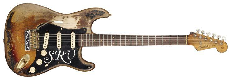 Stevie Ray Vaughan Guitar Number 1